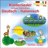 Kinderlieder in zwei Sprachen Deutsch – Italienisch von YLEE Kids