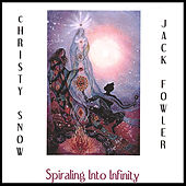 Spiraling Into Infinity by Christy Snow