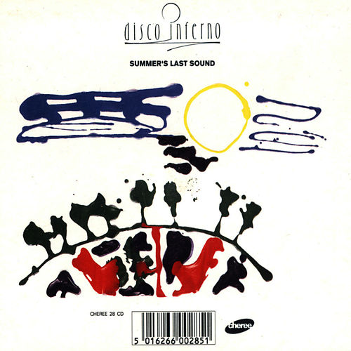 Summer's Last Sound/ Love Stepping Out by Disco Inferno