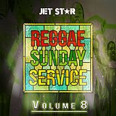 Reggae Sunday Service Vol. 8 de Various Artists