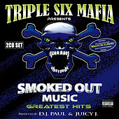 Smoked Out Music Greatest Hits de Three 6 Mafia