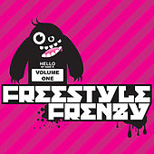 Freestyle Frenzy Vol. 1 by Various Artists