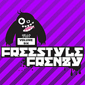 Freestyle Frenzy Vol. 6 de Various Artists