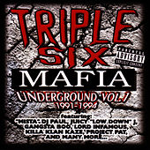 Underground Vol. I de Three 6 Mafia