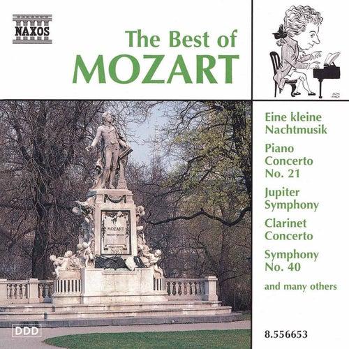 The Best of Mozart de Wolfgang Amadeus Mozart