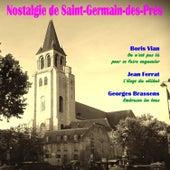 Nostalgie de saint germain des prés von Various Artists