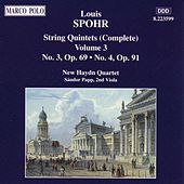 String Quintets Nos. 3 and 4 by Louis Spohr