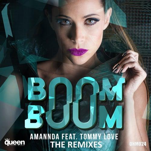 Boom Boom (The Remixes) de Amannda
