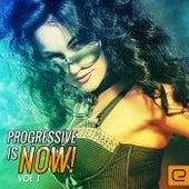 Progressive Is Now!, Vol. 1 - EP de Various Artists