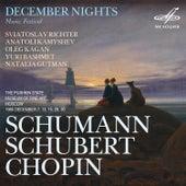 December Nights: Schumann, Schubert, Chopin by Various Artists