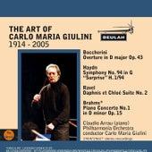The Art of Carlo Maria Giulini de Carlo Maria Giulini