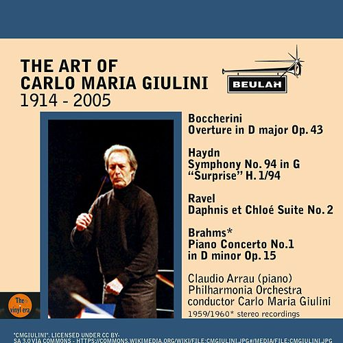 The Art of Carlo Maria Giulini by Carlo Maria Giulini