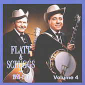 Lester Flatt & Earl Scruggs 1959-1963 Vol.4 de Flatt and Scruggs