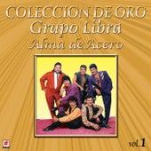 Coleccion de Oro Vol.1 Alma de Acero by Grupo Libra
