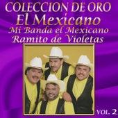Colección de Oro Vol. 2 Ramito de Violetas by El Mexicano - Mi Banda El Mexicano -