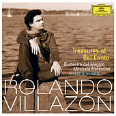 Treasures Of Bel Canto by Rolando Villazón
