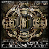 Digital Terror Records 5 Year Anniversary - Remix Series -  4 of 4 by Various Artists