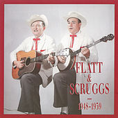 Flatt & Scruggs  1948-1959 de Flatt and Scruggs