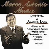 Marco Antonio Muñiz Interpreta a Agustin Lara de Marco Antonio Muñiz
