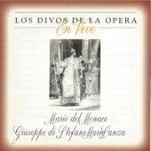 Mario del Monaco, Giuseppe di Stefano, Mario Lanza, Los Divos de la Opera, en Vivo von Various Artists
