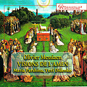Olivier Messiaen: Visions De L'amen (For Two Pianos) by Maria Parshina