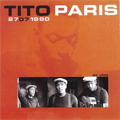 Ao Vivo: 27-07-1990 by Tito Paris