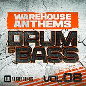 Warehouse Anthems: Drum & Bass, Vol. 8 - EP de Various Artists