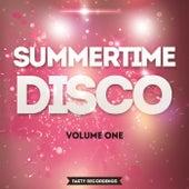 Summertime Disco, Vol. 1 - EP fra Various Artists