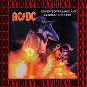 Towson Center, Maryland, October 16th, 1979 (Doxy Collection, Remastered, Live on Fm Broadcasting) von AC/DC