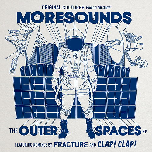 The Outer Spaces by Moresounds