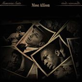 Memories Suite de Mose Allison