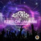 Keep On Jammin (feat. Shaggy) - Single by Morgan Heritage