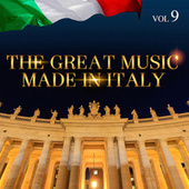 The Great Music Made in Italy Vol. 9 de Various Artists