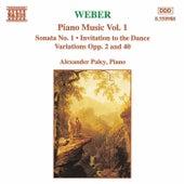 Piano Music Vol. 1 by Carl Maria von Weber