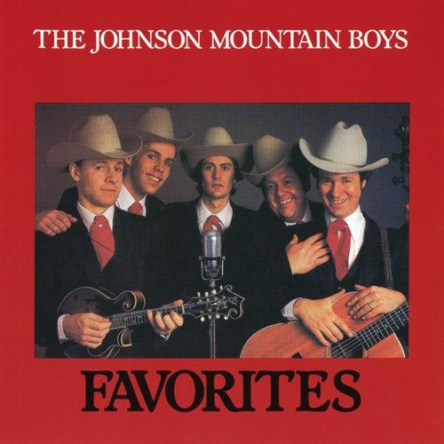 Favorites by The Johnson Mountain Boys