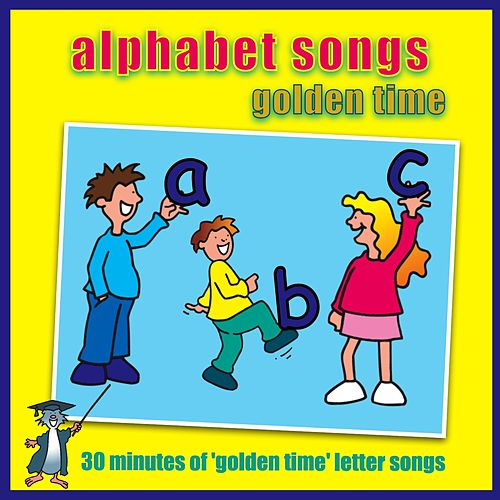 Alphabet Songs - Golden Time by Kidzone