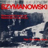 Szymanowski: Klaviersonaten by Peter Schmalfuss