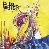 Give'n It von Pepper