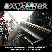 The Music Of Battlestar Galactica For Solo Piano by Various Artists