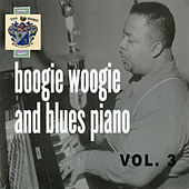 Boogie Woogie and Blues Piano 3 by Various Artists