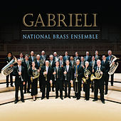 Gabrieli: Music for Brass Ensemble (Arr. T. Higgins) von National Brass Ensemble