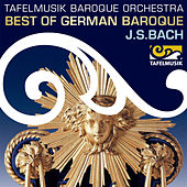 Best of German Baroque: J.S. Bach by Various Artists