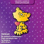 Grandes Clásicos Infantiles (Vol. 1) by Various Artists