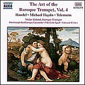 The Art of the Baroque Trumpet Vol. 4 by Various Artists