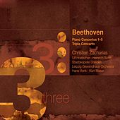 Beethoven: Piano Concertos by Christian Zacharias