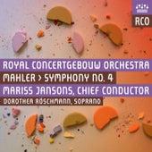 Mahler: Symphony No. 4 (Live) by Royal Concertgebouw Orchestra