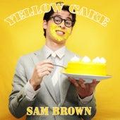 Yellow Cake de Sam Brown