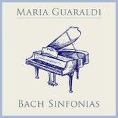 Bach: 15 Sinfonias, BWV 787 - 801 by Maria Guaraldi