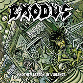Another Lesson In Violence (Live) de Exodus