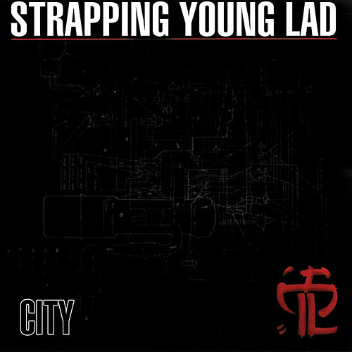 City by Strapping Young Lad